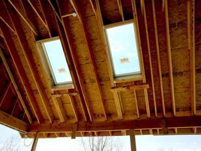 DJK Homes Eco-Smart VELUX Sky Lights