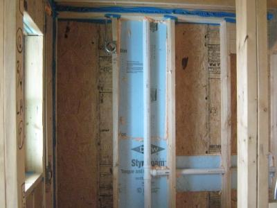 DJK Homes Eco-Smart Insulation
