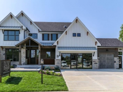 DJK Parker IV Eco-Smart Zero Energy Ready Model Home in Plainfield, IL